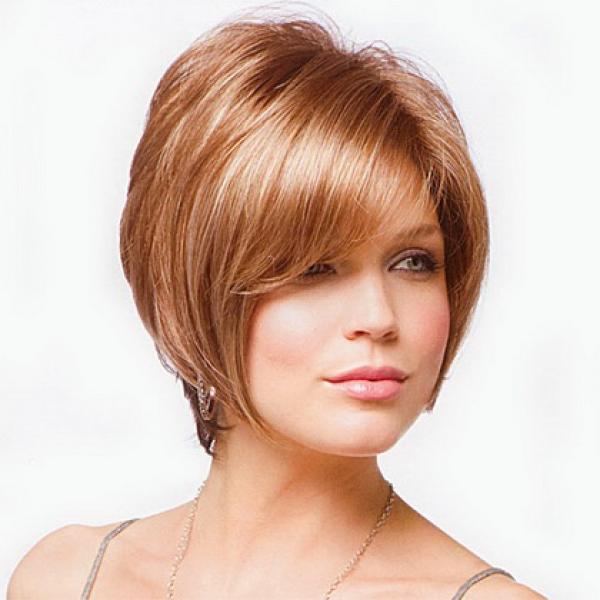 Укладка волос, средние волосы