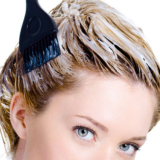 Окрашивание в два тона, супер длинные волосы (Jungle Fever)