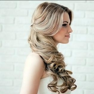 Укладка волос: вечерняя, свадебная, коктельная