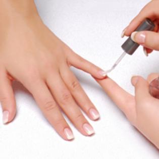 Финишное покрытие лака/закрепитель (10 ногтей)