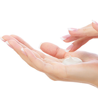 Маска для рук с гиалуроновой кислотой