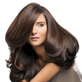 Колорирование, очень длинные волосы (Jungle Fever)